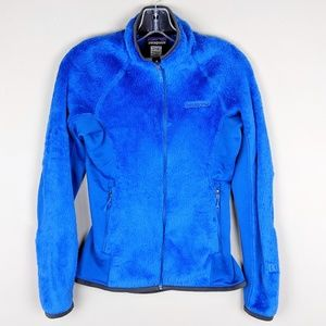 Patagonia | Soft Blue Patch Jacket